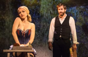 sunday in the park with george gyllenhaal