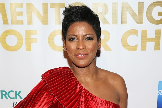tamron hall developing daytime talk show after striking deal with disney