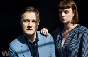 David Morrissey and Abigail Hardingham, The Missing