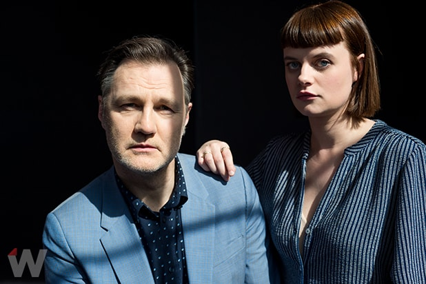 David Morrissey and Abigail Hardingham, The Missing