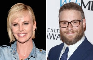 charlize theron seth rogen