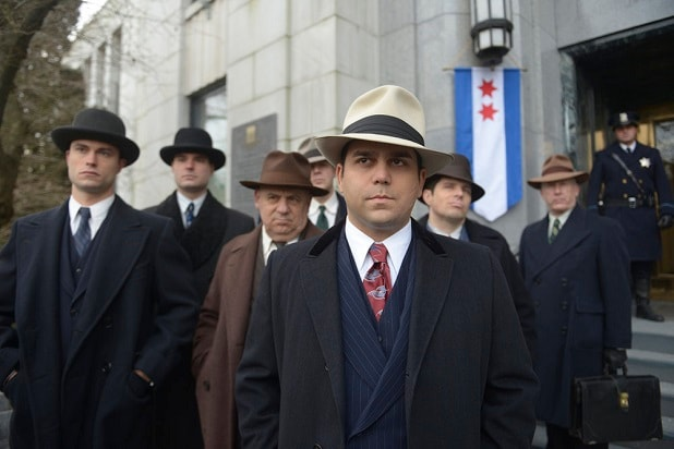timeless al capone eliot ness history changes time travel
