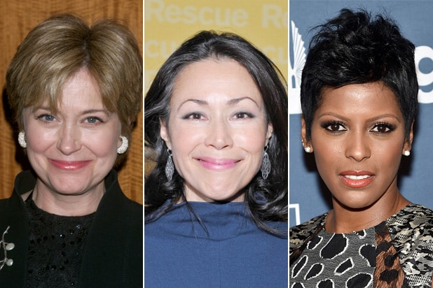 today jane pauley, ann curry, tamron hall