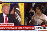 Donald Trump April Ryan