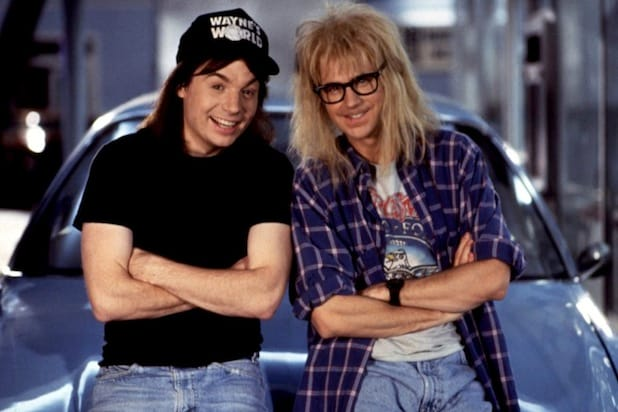 wayne's world carvey myers