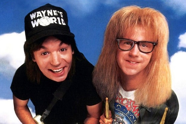 Image result for wayne's world