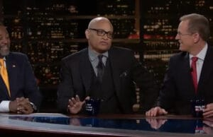 """Larry Wilmore on """"Overtime"""""""