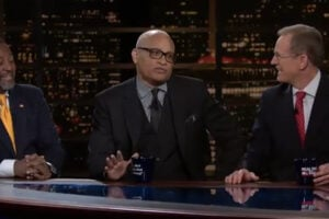 "Larry Wilmore on ""Overtime"""