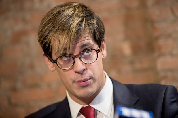 Milo Yiannopoulos' Free Speech Event in Berkeley Unravels as Speakers Cancel