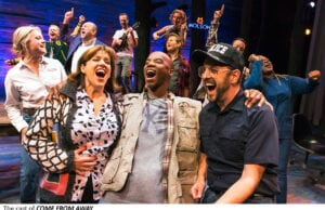 cast of COME FROM AWAY