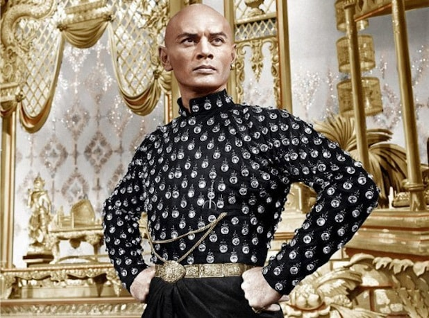 yul brynner whitewashing
