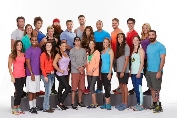 Amazing Race 29 - Cast