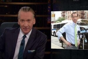 Bill Maher Anthony Weiner