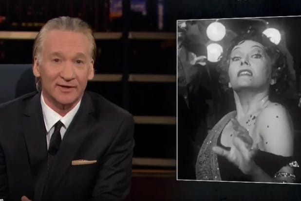 Bill Maher Compares Donald Trump To 'Aging, Unstable Drama Queen' Norma Desmond (Video)