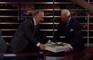 Bill Maher Roger Stone Cake420