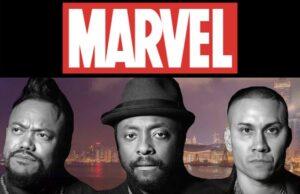Black Eyed Peas Marvel