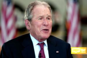 George Bush Sunday Today