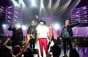 Backstreet Boys Vegas Show