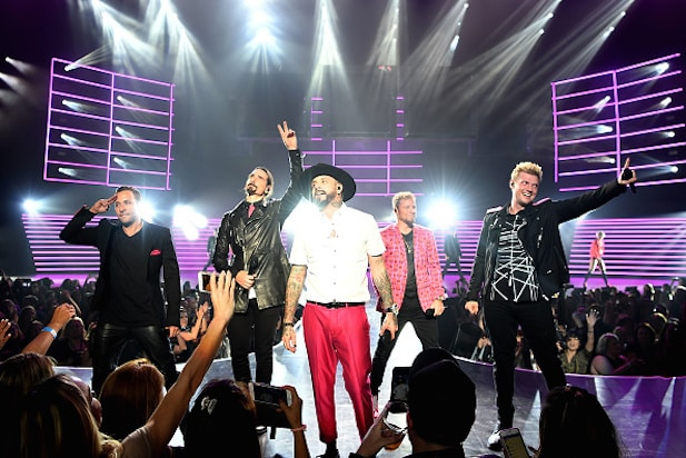 Backstreet Boys Vegas Show