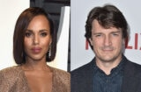 Kerry Washington Nathan FIllion Cars 3