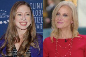 Chelsea Clinton Kellyanne Conway