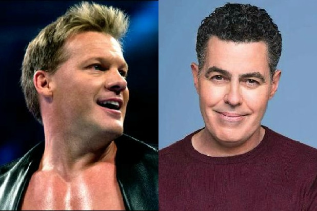 Chris Jericho and Adam Carolla