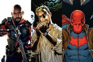 DC Films Superhero Movies