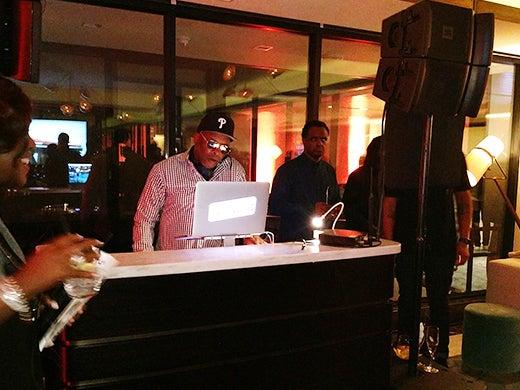 DJ Jazzy Jeff Upscale Prentice Penny