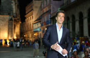 David.Muir.Cuba.Photo