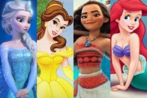Disney Females