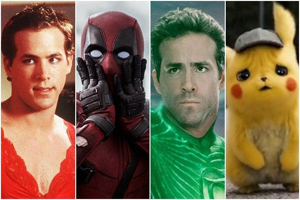 da1d29b4 The Evolution of Ryan Reynolds: From 'Van Wilder' to 'Detective Pikachu'