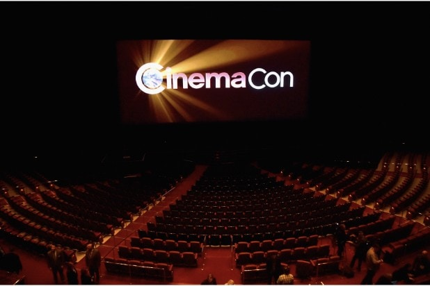 CinemaCon 2017