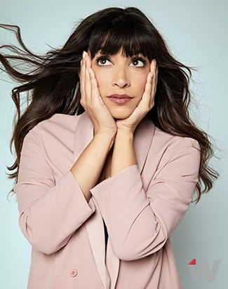 Hannah Simone, Kicking and Screaming