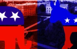 Democrat/Republican Professors