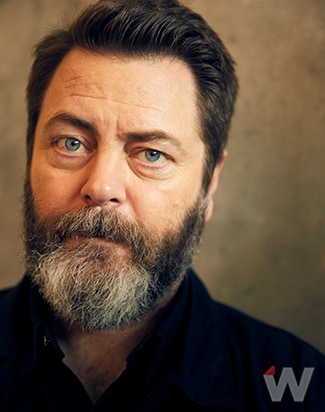Nick Offerman, 'Infinity Baby'