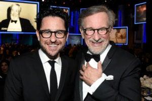 JJ Abrams Steven Spielberg Syrian Refugee