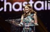 Jessica Chastain CinemaCon