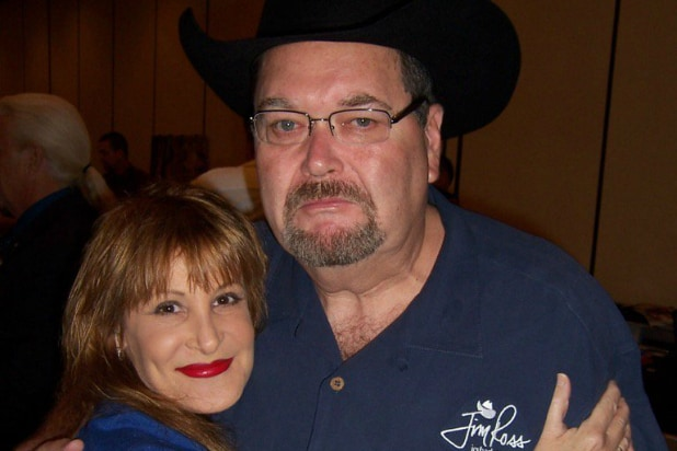Jim and Jan Ross
