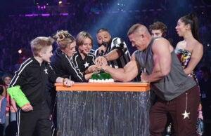John Cena Nickelodeon Kids Choice Awards