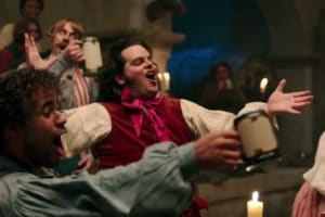 box office LeFou Beauty and the Beast gay scene