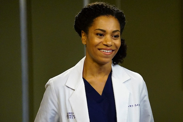 KELLY MCCREARY grey's anatomy