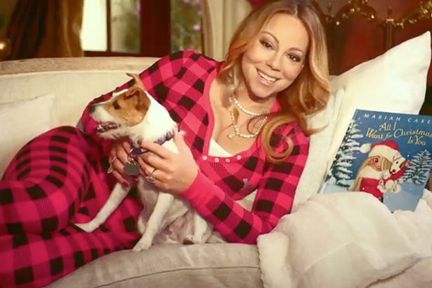 Mariah Carey Announces 'All I Want For Christmas' Is Becoming a Movie