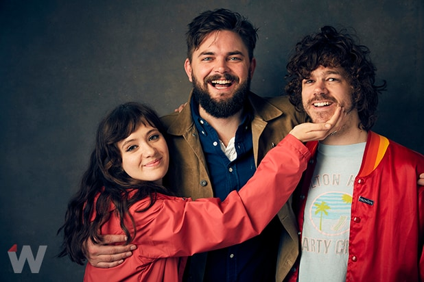 Noël Wells, Nick Thune and Andre Hyland, 'Mr. Roosevelt'