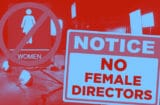 no female directors