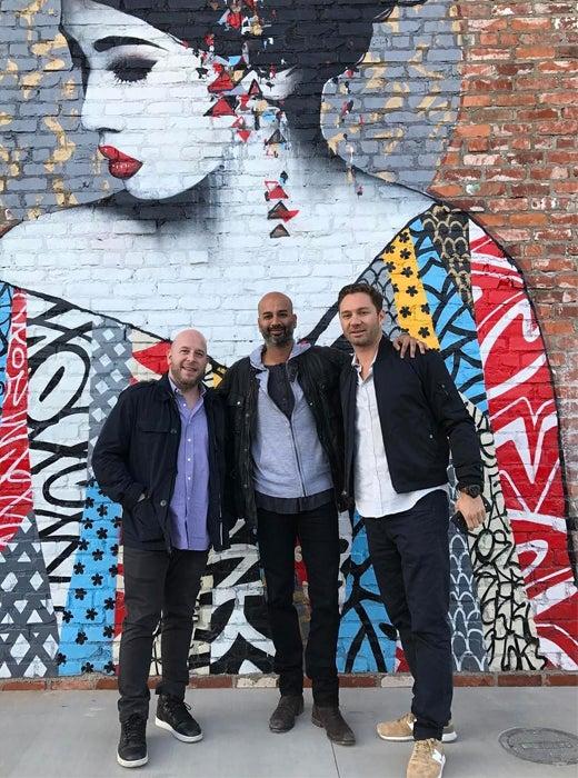 Noah Tepperberg, Pavan Pardasani, Jason Strauss