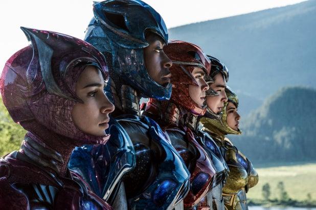 Power Rangers Post-Credit