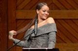 Rihanna Harvard Humanitarian Award