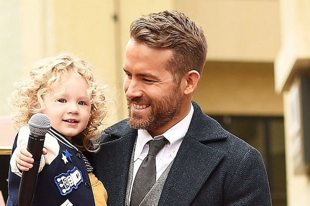 Ryan Reynolds Daughter