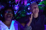 Whoopi Goldberg James Cameron Avatar Pandora Disney World