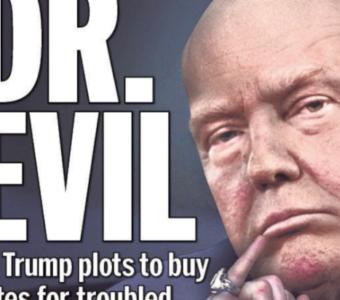 donald trump dr evil